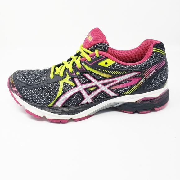 Asics Gel Flux 3 Athletic Running Sneakers T664N